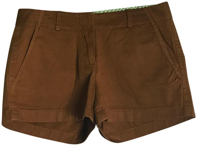 Item - Carmel/Brown City Fit Classic Twill Chino Shorts Size 2 (XS, 26)