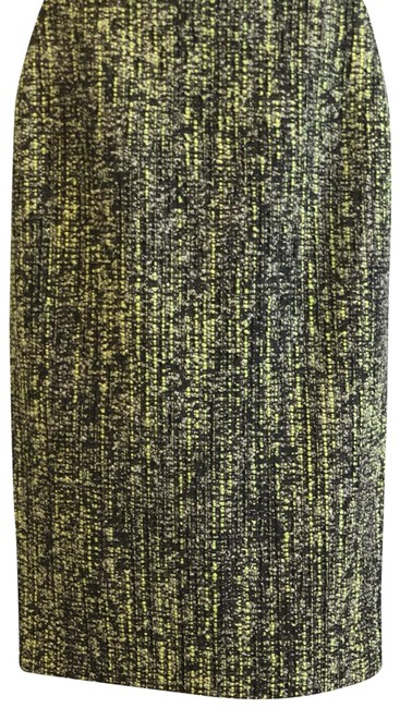 Preload https://img-static.tradesy.com/item/24845248/elie-tahari-green-and-black-skirt-size-8-m-29-30-0-1-650-650.jpg