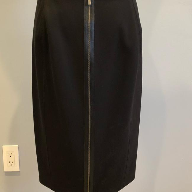 Elie Tahari Skirt green and black Image 2