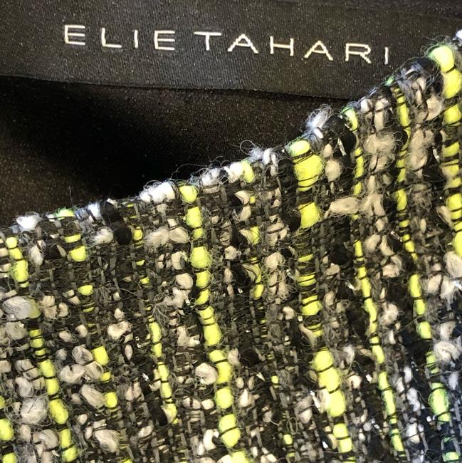 Elie Tahari Skirt green and black Image 3