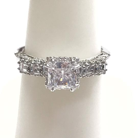 Tacori GORGEOUS!!! BRAND NEW!! NEVER WORN!! Tacori Platinum and Diamond Ring Image 1