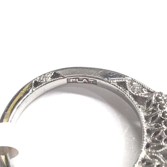 Tacori GORGEOUS!!! BRAND NEW!! NEVER WORN!! Tacori Platinum and Diamond Ring Image 4