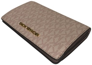 Michael Kors MICHAEL Michael Kors Jet Set Travel Slim Bifold Wallet