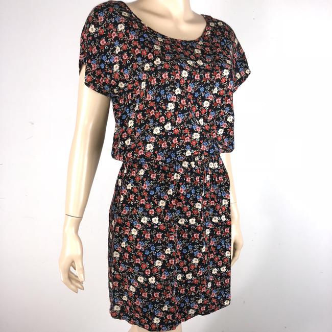 Forever 21 short dress Multicolor Floral on Tradesy Image 1