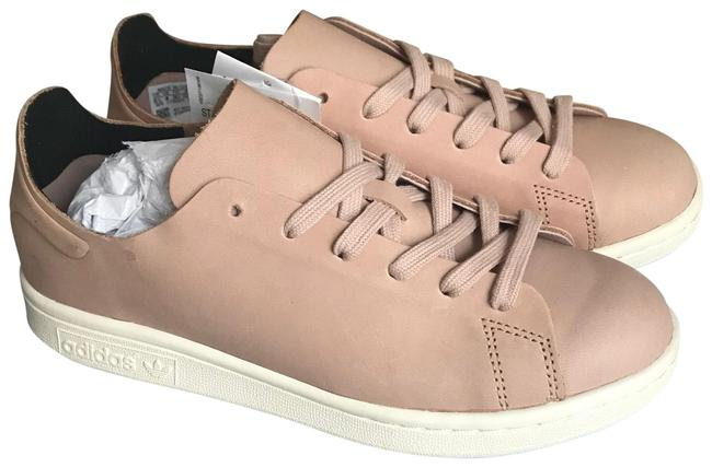adidas Nude Stan Smith Sneakers Size US 5.5 Regular (M, B) adidas Nude Stan Smith Sneakers Size US 5.5 Regular (M, B) Image 1