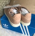 adidas Nude Stan Smith Sneakers Size US 5.5 Regular (M, B) adidas Nude Stan Smith Sneakers Size US 5.5 Regular (M, B) Image 5