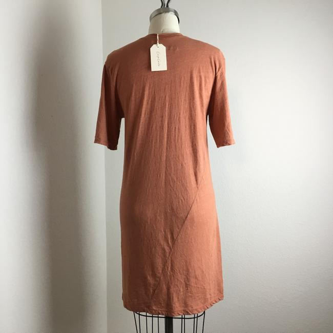 Enza Costa short dress pink Tee T-shirt on Tradesy Image 3
