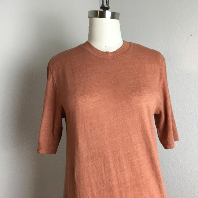 Enza Costa short dress pink Tee T-shirt on Tradesy Image 4