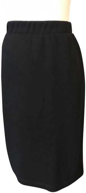 Black Wrap Skirt Size 18 (XL, Plus 0x) Black Wrap Skirt Size 18 (XL, Plus 0x) Image 1