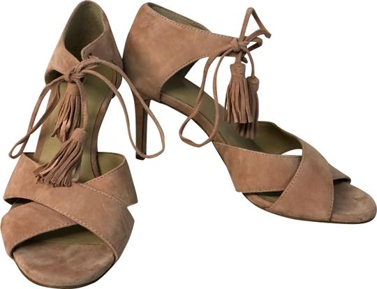 Ann Taylor PINK Sandals Image 0