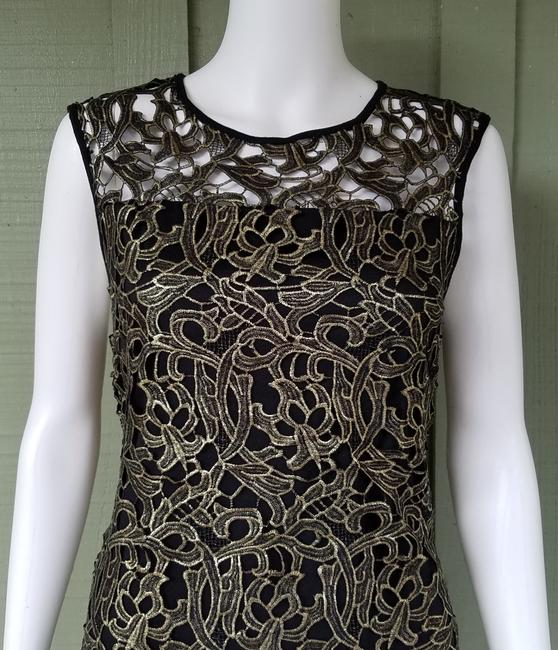 Gianni Bini Lace Shift Cocktail Dress Image 1