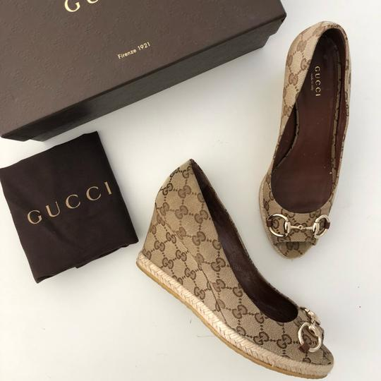 Gucci Wedges Image 2