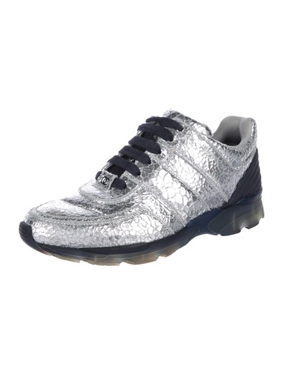Chanel Silver Athletic Image 1