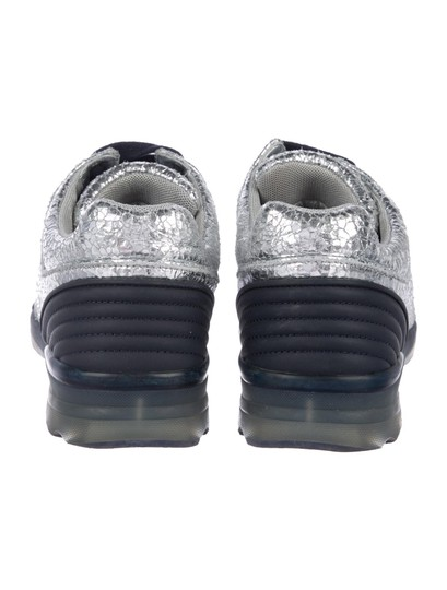 Chanel Silver Athletic Image 3