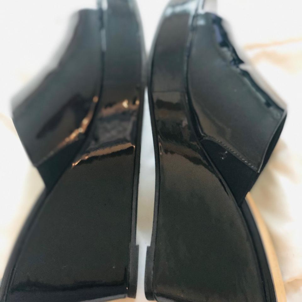 231fa138d5f Chinese Laundry Black Patent Wedges Size US 9 Regular (M