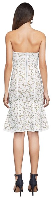 BCBGMAXAZRIA short dress White Night Out Date Night Cocktail Bodycon Strapless on Tradesy Image 1