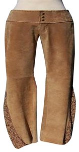 Cache Flare Pants Camel