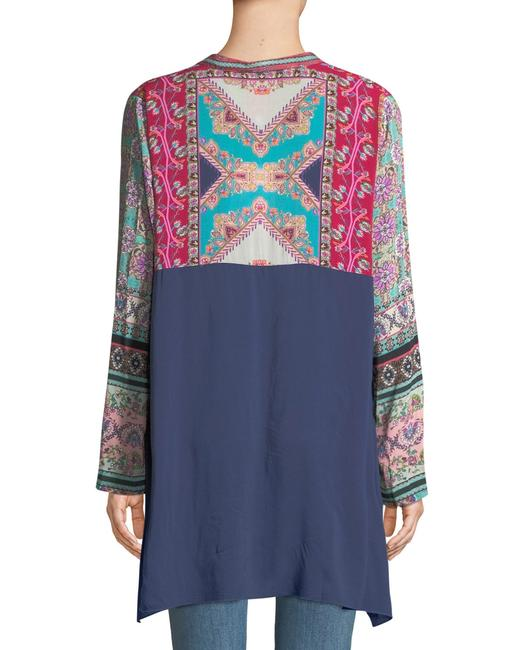 Johnny Was Tunic Top Multi Image 1