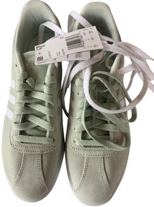 adidas Courtset White Mint Green Athletic