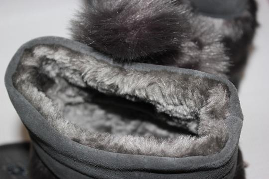 MANITOBAH FOR J.CREW Gray Boots Image 3