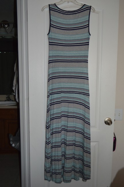 Multi-color Maxi Dress by Max Edition Image 3