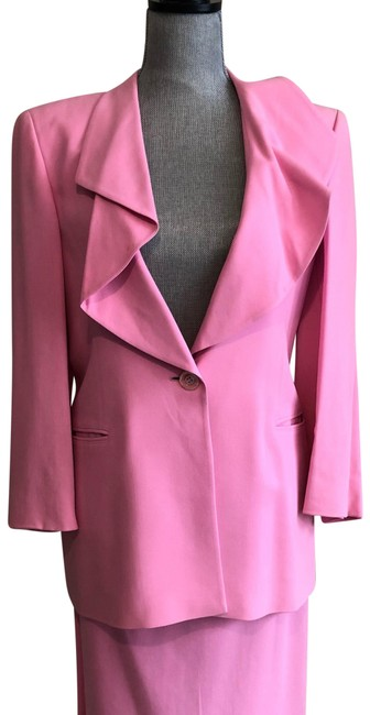 Item - Pink Vintage Skirt Suit Size 10 (M)