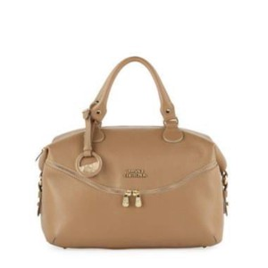 Versace Collection Satchel in taupe