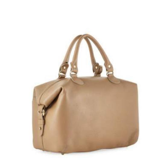 Versace Collection Satchel in taupe Image 1