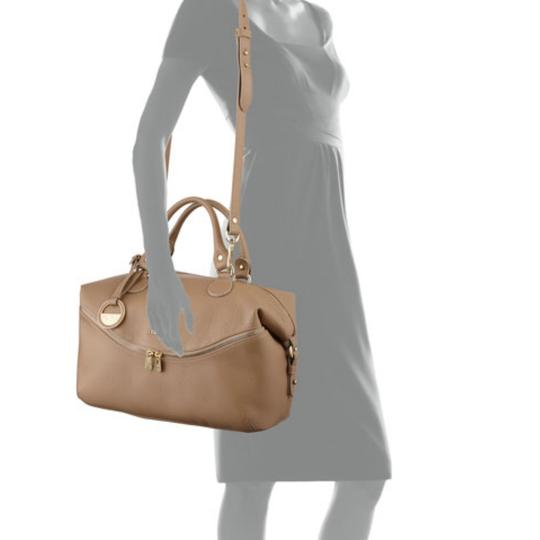 Versace Collection Satchel in taupe Image 2