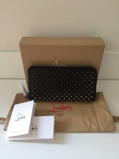 Christian Louboutin Brand New - Christian Louboutin Panettone Spikes Continental Wallet Image 4