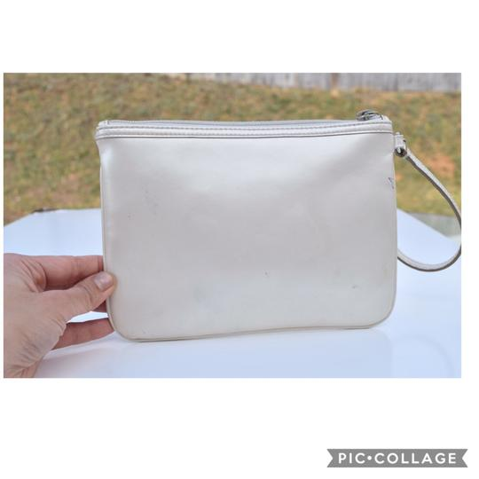 Coach Wristlet in off white Image 1