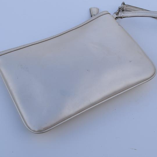 Coach Wristlet in off white Image 2