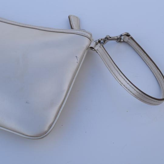 Coach Wristlet in off white Image 3