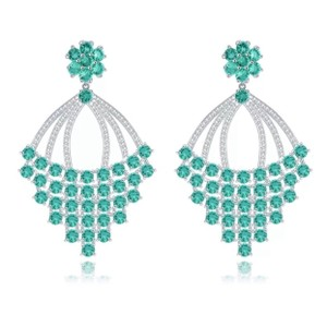 ME Boutiques Private Label Collection Swarovski Crystals The Remara Earrings S4