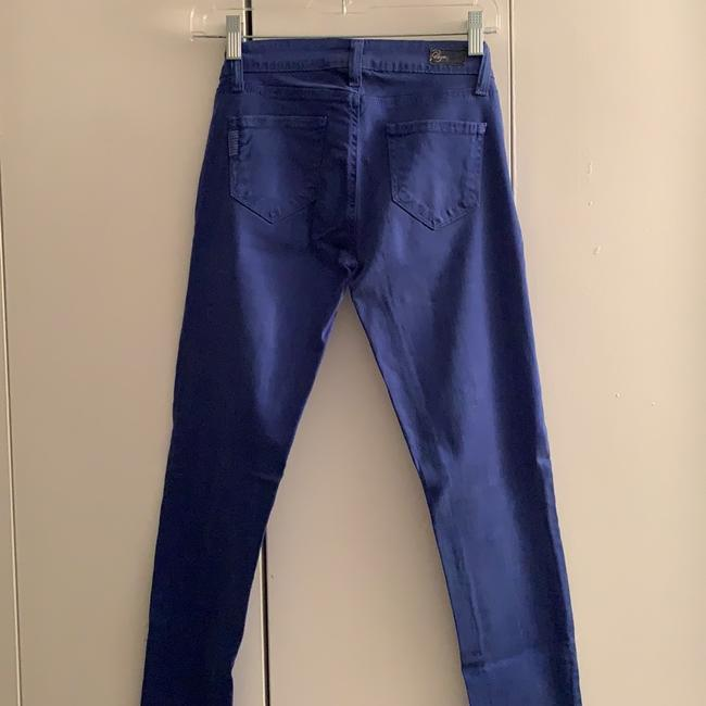 Paige Skinny Jeans-Medium Wash Image 2