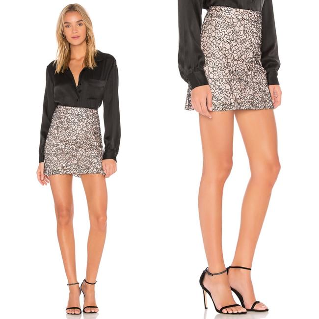 MILLY Mini Skirt pink Image 1