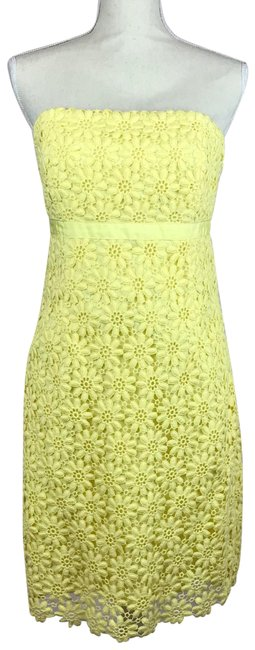 Preload https://img-static.tradesy.com/item/24847755/lilly-pulitzer-bowen-lace-strapless-short-formal-dress-size-8-m-0-1-650-650.jpg