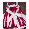 Helena short dress red/white on Tradesy Image 7