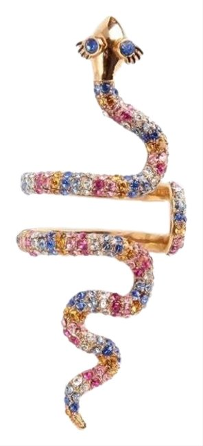 Item - Multi-color • Spice Things Up Snake Ring