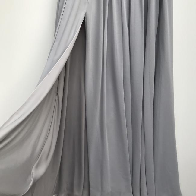 Fame and Partners Gown Evening Plunge Dress Image 1