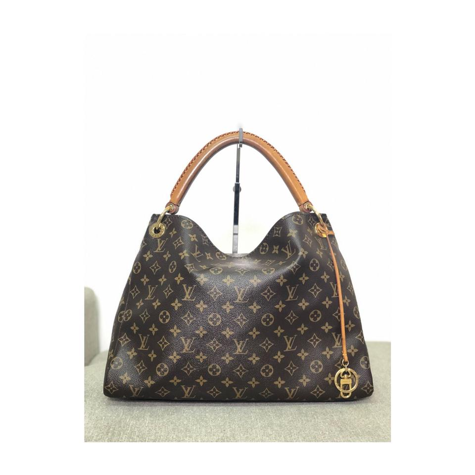 6d450237375c Louis Vuitton Artsy Mm Purse Hobo Bag - Tradesy