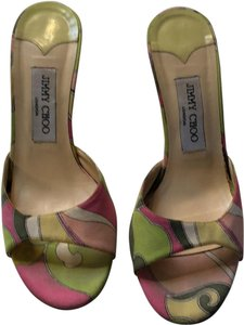 Jimmy Choo floral Sandals