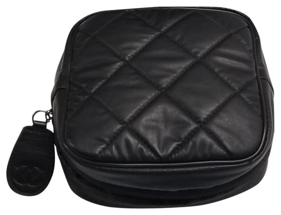 aaf142026a8272 Chanel Chanel Tennis Balls Set of Four with Quilted Black Case Image 0 ...