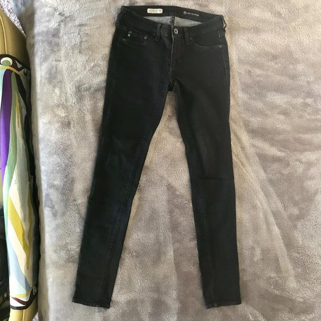AG Adriano Goldschmied Jeggings-Dark Rinse Image 1
