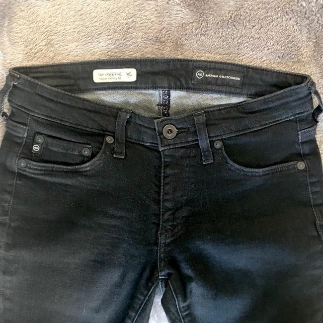 AG Adriano Goldschmied Jeggings-Dark Rinse Image 2