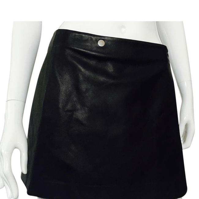 Burberry Mini Skirt black Image 1