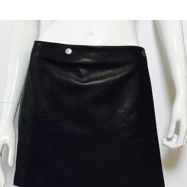 Burberry Mini Skirt black Image 2