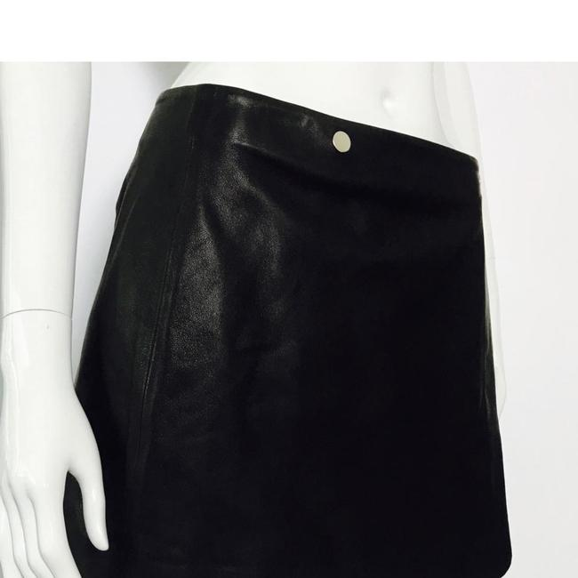 Burberry Mini Skirt black Image 3