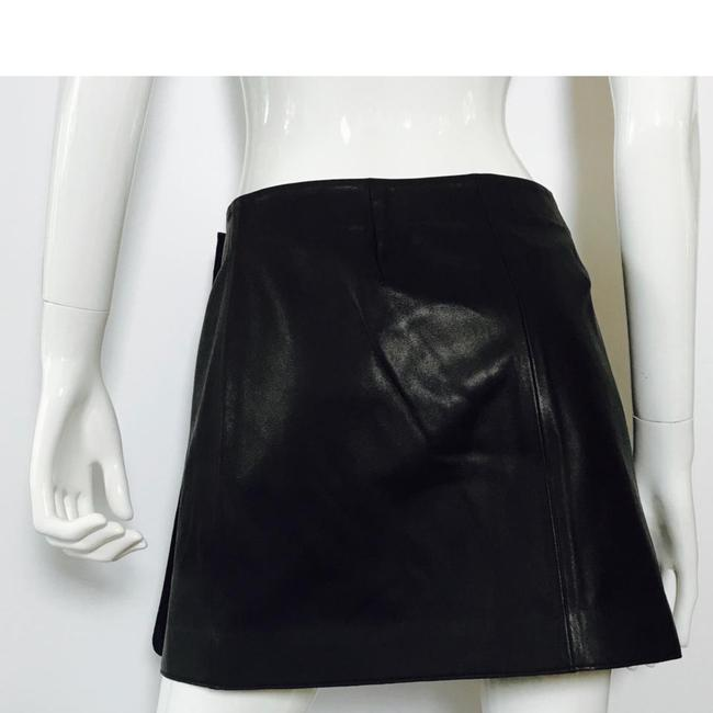 Burberry Mini Skirt black Image 4