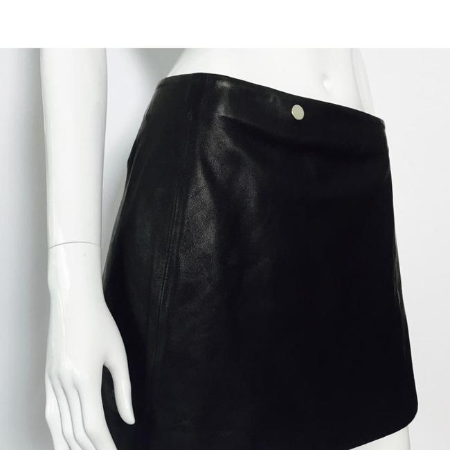 Burberry Mini Skirt black Image 5